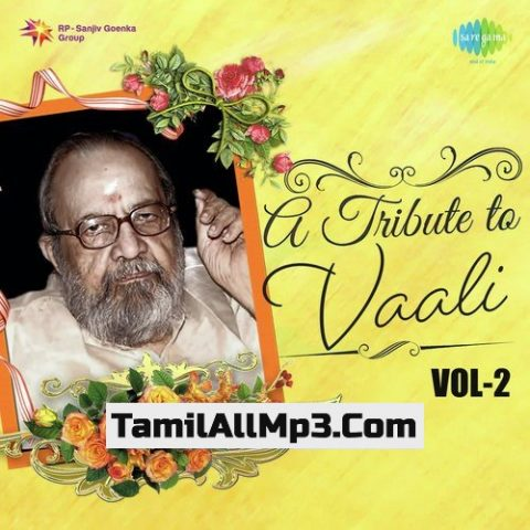 A Tribute To Vaali Vol. 2 Album Poster