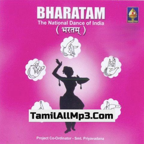 Bharatam - The National Dance Of India Album Poster