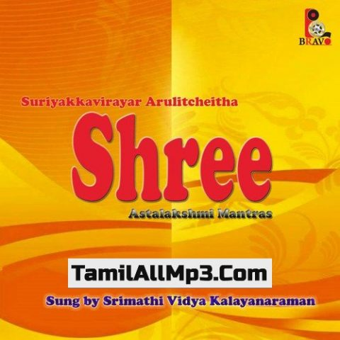 Shree Album Poster