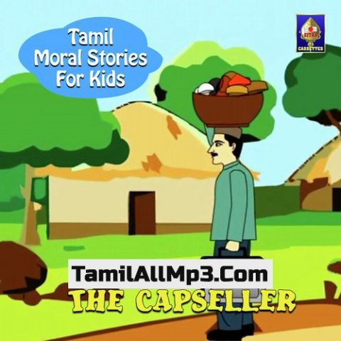 Tamil Moral Stories for Kids - The Capseller Album Poster