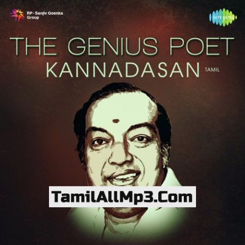 The Genius Poet - Kannadasan Album Poster
