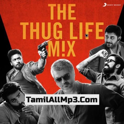 The Thug Life Mix Album Poster