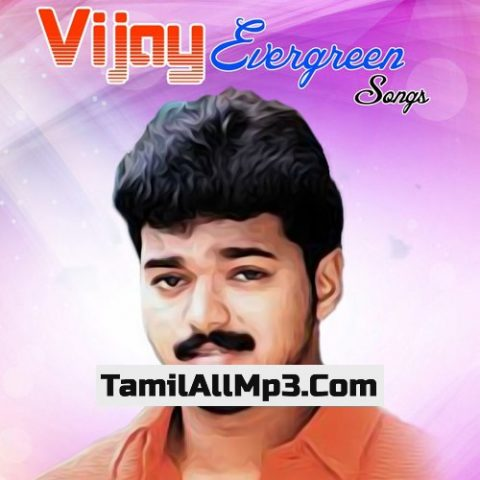 Vijay Evergreen Songs Album Poster