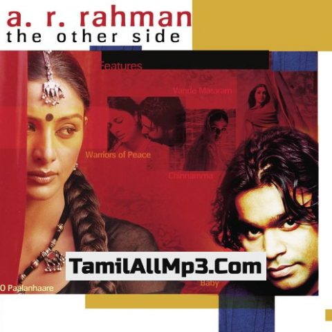A. R. Rahman - The Other Side Album Poster