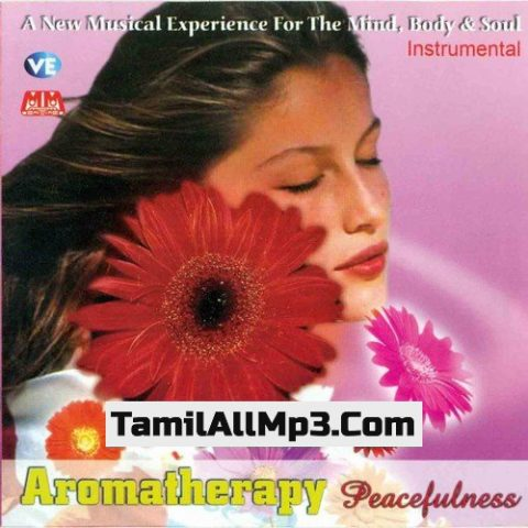Aroma Therapy Peacefulness Album Poster