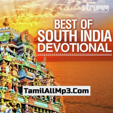 Best of South India Devotional Album Poster