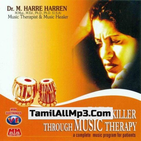 Curative Pain Killer Through Music Therapy Album Poster