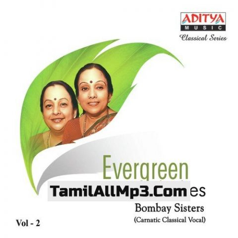 Evergreen Melodies Vol. 2 Album Poster