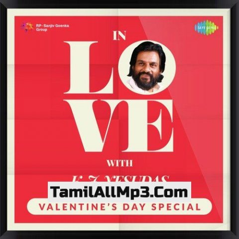 In Love With K.J. Yesudas Album Poster