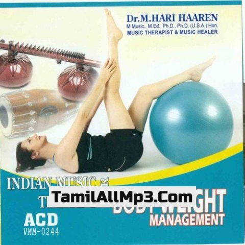 Indian Music Therapy For Body Weight Management Album Poster