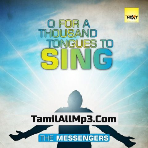 O for a Thousand Tongues to Sing English Christian Songs Album Poster
