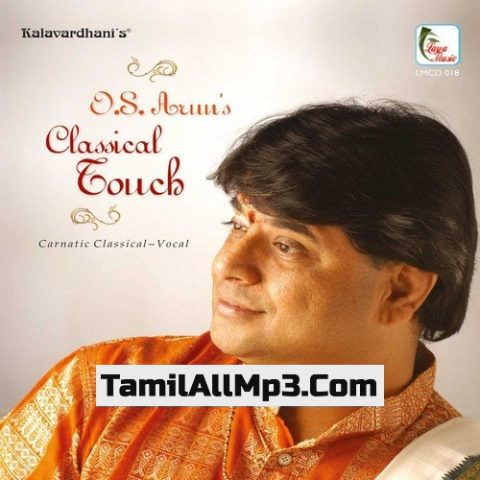 O.S. Arun - Classical Touch Album Poster