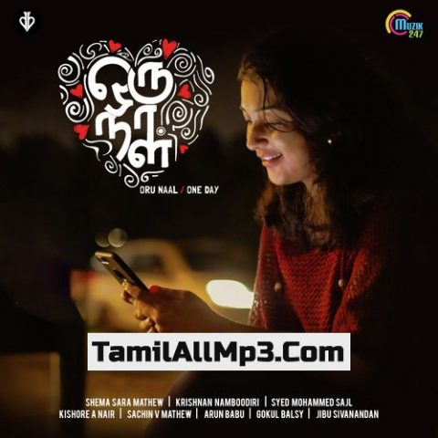 Oru Naal - One Day Album Poster