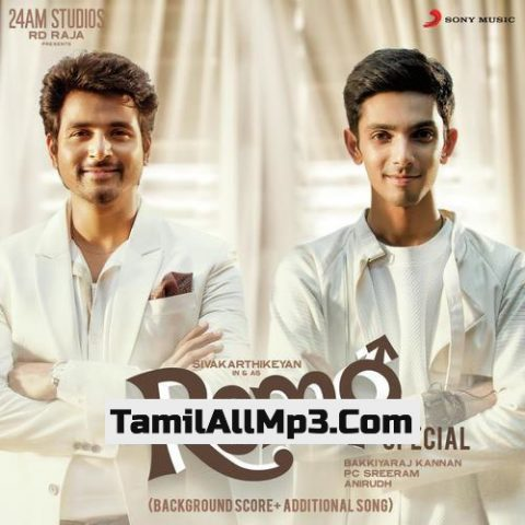 Remo Special Original Background Score + Additional Song Album Poster