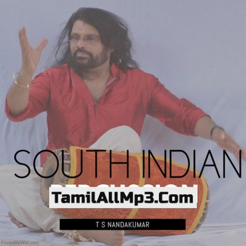 South Indian Percussion Album Poster