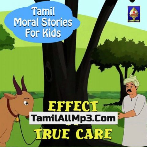 Tamil Moral Stories for Kids - Effect Of True Care Album Poster