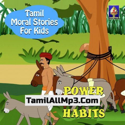 Tamil Moral Stories for Kids - Power Of Habits Album Poster