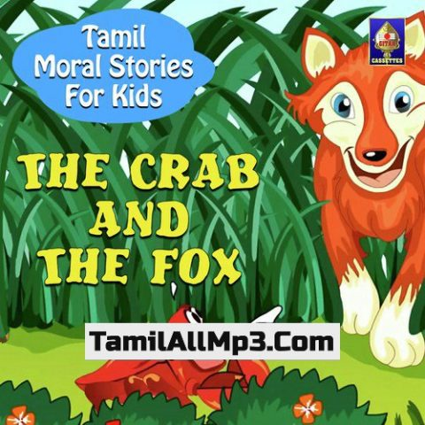 Tamil Moral Stories for Kids - The Crab And The Fox Album Poster