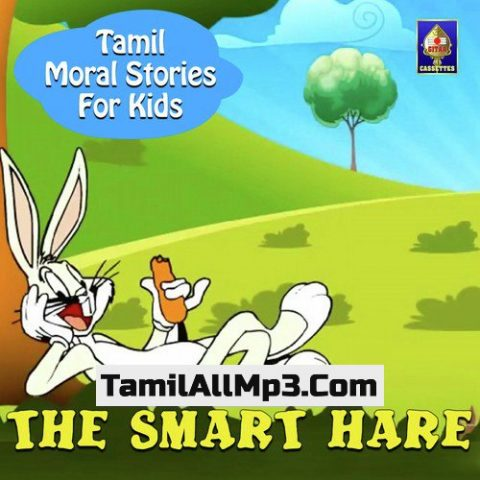 Tamil Moral Stories for Kids - The Smart Hare Album Poster