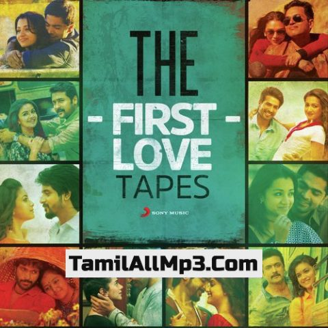 The First Love Tapes Album Poster