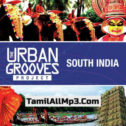 The Urban Grooves Project - South India Album Poster