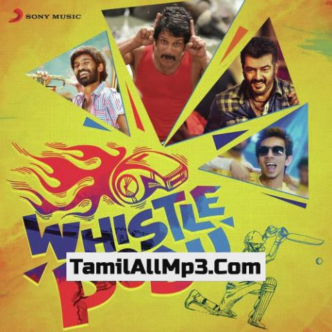 Whistle Podu Album Poster